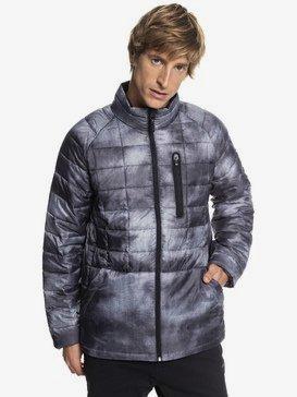 Release - Waterproof Zip-Up Jacket for Men  EQYJK03400