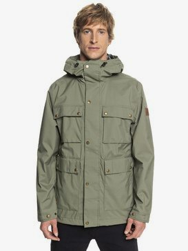 City SpinDye® - Waterproof Hooded Parka for Men  EQYJK03413