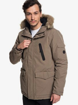 Storm Drop Athletic - Waterproof Hooded Parka for Men  EQYJK03437
