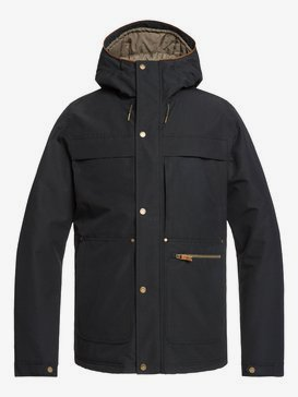 Canyon - Hooded Waterproof Jacket for Men  EQYJK03492