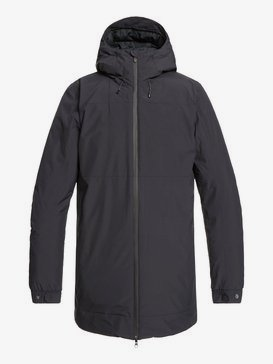 Cordova - Packable Waterproof Longline Hooded Jacket for Men  EQYJK03496