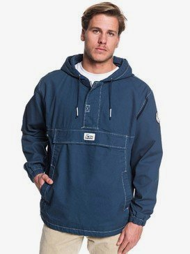 Tazawa Wash - Hooded Anorak for Men  EQYJK03511