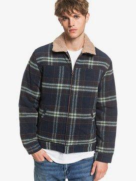 Hurry Down - Wool Zip-Up Jacket  EQYJK03544