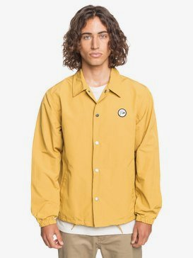 60/40 Coach - Water-Resistant Coaches Jacket for Men  EQYJK03594