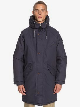 Kayapa - Water-Resistant Parka for Men  EQYJK03605