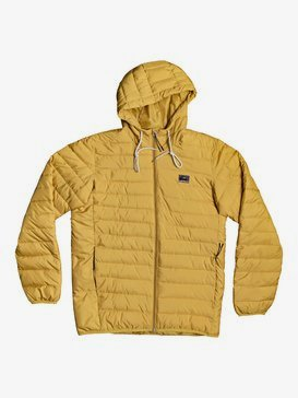 Scaly - Hooded Insulator Jacket for Men  EQYJK03629