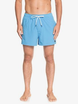 "Everyday Stretch 15"" - Swim Shorts for Men  EQYJV03395"