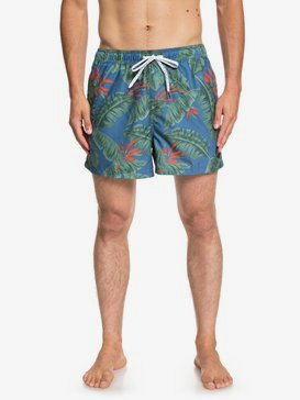 "Poolsider 15"" - Swim Shorts for Men  EQYJV03398"