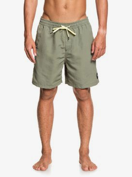 "Beach Please 17"" - Swim Shorts for Men  EQYJV03536"