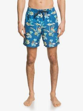 "Vacancy 17"" - Swim Shorts for Men  EQYJV03560"