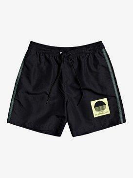 "Beta Test 17"" - Swim Shorts for Men  EQYJV03642"