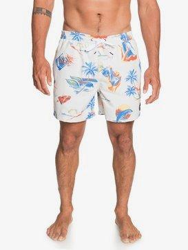 """Sun Damage 16"""" - Swim Shorts for Men  EQYJV03659"""