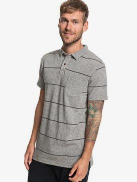 Iron In The Soul - Short Sleeve Polo Shirt for Men  EQYKT03858