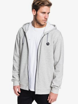 Adapt - Bonded Zip-Up Hoodie for Men  EQYKT03900