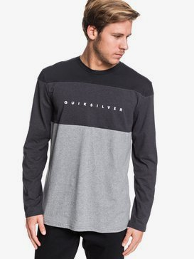 Quiver Water - Long Sleeve T-Shirt for Men  EQYKT03913