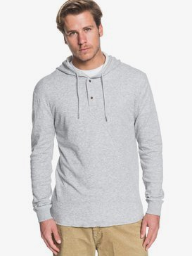 Hakone - Hooded Long Sleeve Top for Men  EQYKT03924