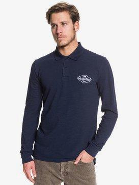 Miz Kimitt - Long Sleeve Polo Shirt for Men  EQYKT03926