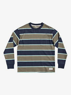 Barrel Way - Long Sleeve T-Shirt for Men  EQYKT04040