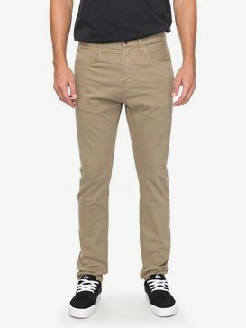 Dawn To Dust - Slim Fit Trousers for Men  EQYNP03140