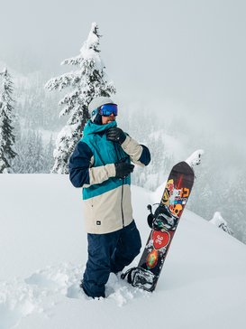 Travis Rice Stretch - Shell Snow Jacket for Men  EQYTJ03255