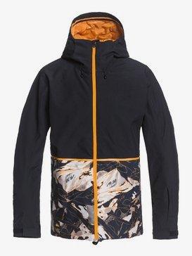 Side Hit - Snow Jacket for Men  EQYTJ03262