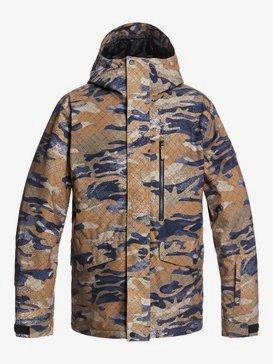 Mission Printed - Snow Jacket for Men  EQYTJ03267