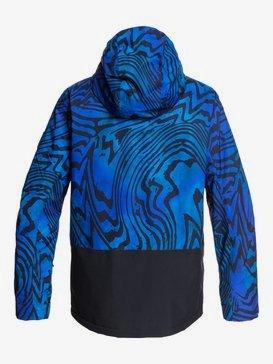 Mission Printed Block - Snow Jacket for Men  EQYTJ03268