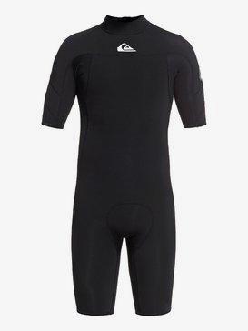 2/2mm Syncro - Short Sleeve Back Zip Springsuit for Men  EQYW503022