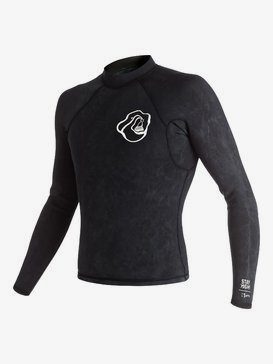 1mm High Dye - Long Sleeve Neoprene Top for Men  EQYW803006