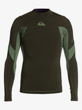 1mm Syncro - Long Sleeve Neoprene Surf Top for Men  EQYW803025