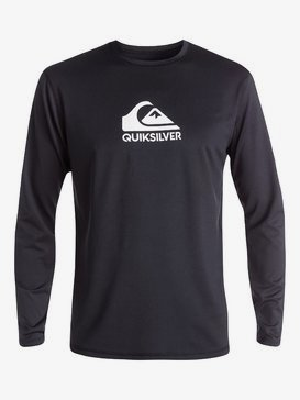 Solid Streak - Long Sleeve Rash Vest  EQYWR03023