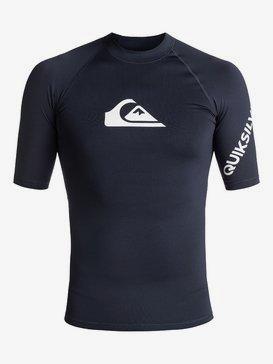 All Time - Short Sleeve UPF 50 Rash Vest for Men  EQYWR03033
