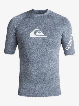 All Time - Short Sleeve UPF 50 Rash Vest for Men  EQYWR03136