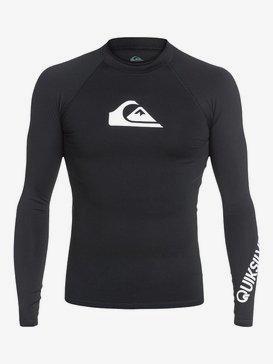 All Time - Long Sleeve UPF 50 Rash Vest for Men  EQYWR03137