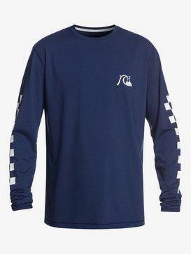 Turbo - Long Sleeve UPF 50 Surf T-Shirt for Men  EQYWR03152