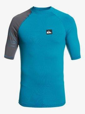 Active - Short Sleeve UPF 50 Rash Vest for Men  EQYWR03190