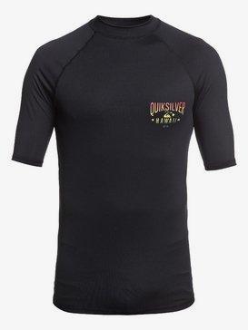 Kona Way - Short Sleeve UPF 50 Rash Vest for Men  EQYWR03193
