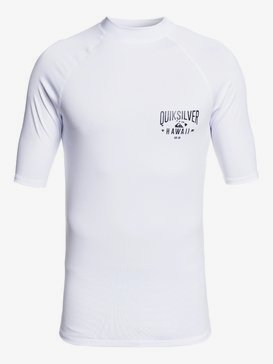 Kona Way - Short Sleeve UPF 50 Rash Vest for Men  EQYWR03193