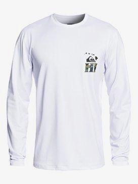Hawaii Serious - Long Sleeve UPF 50 Surf T-Shirt for Men  EQYWR03200