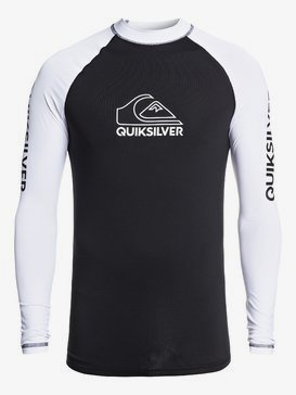 On Tour - Long Sleeve UPF 50 Rash Vest for Men  EQYWR03216