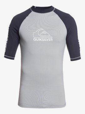 On Tour - Short Sleeve UPF 50 Rash Vest for Men  EQYWR03217