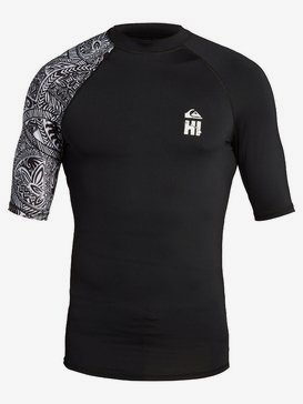 Ma Kai - Short Sleeve UPF 50 Rash Vest for Men  EQYWR03233