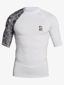 Ma Kai - Short Sleeve UPF 50 Rash Vest for Men  EQYWR03233