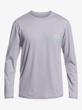 Heritage - Long Sleeve UPF 50 Surf T-Shirt for Men  EQYWR03268