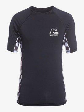 Check This - Short Sleeve UPF 50 Rash Vest for Men  EQYWR03272