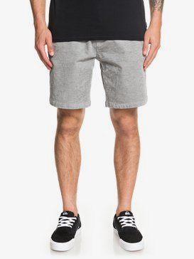 Finyl Vinyl - Corduroy Shorts for Men  EQYWS03566