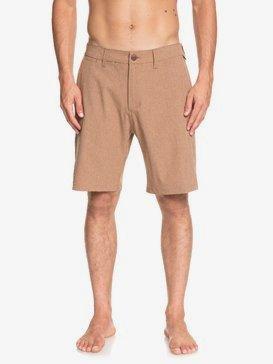 "Union Heather 20"" - Amphibian Board Shorts for Men  EQYWS03583"