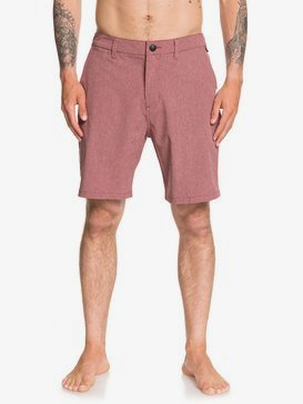 "Union Heather 19"" - Amphibian Board Shorts for Men  EQYWS03605"