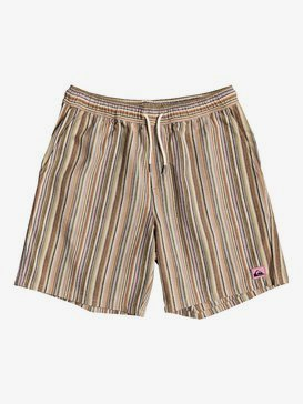 "No Destination 18"" - Elasticated Shorts  EQYWS03641"
