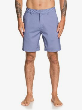 "Union 19"" - Amphibian Board Shorts for Men  EQYWS03655"